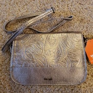 The SAK Calle leather cross body